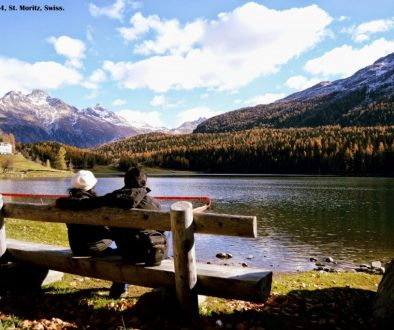 St.Moritz Picture perfect Swiss