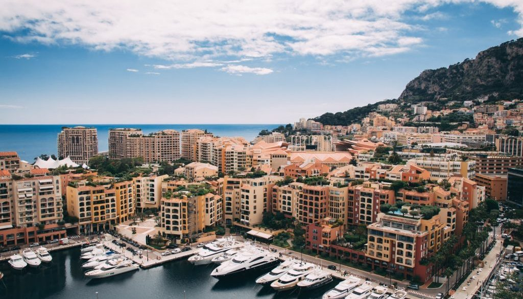 Most scenic one day visits, nice to monaco