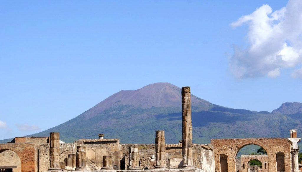 City Frozen in Time, Pompeii