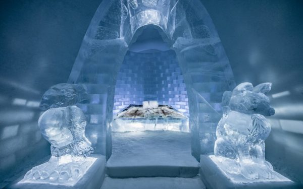 Ice Hotel, The Coolest Hotel in the World